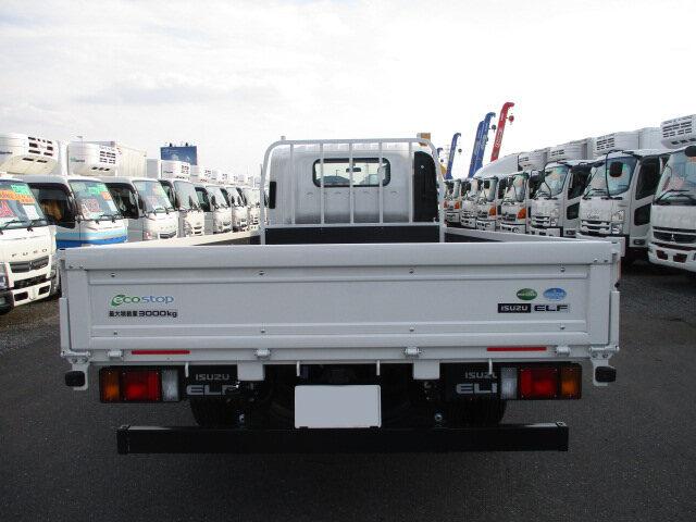いすゞ エルフ 小型 平ボディ TRG-NPR85AR H30|画像3