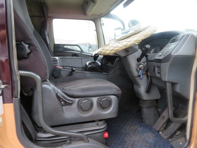 三菱 スーパーグレート 大型 平ボディ アルミブロック エアサス|年式 H19 トラック 画像 トラックサミット掲載