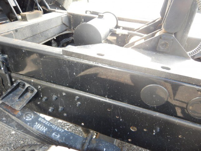 日野 レンジャー 中型 ダンプ Lゲート TKG-FC9JCAA|架装 新明和 トラック 画像 トラックバンク掲載