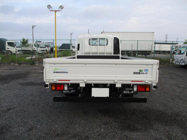 いすゞ エルフ 小型 平ボディ TRG-NPR85AR H30|トラック 背面・荷台画像 トラック市掲載