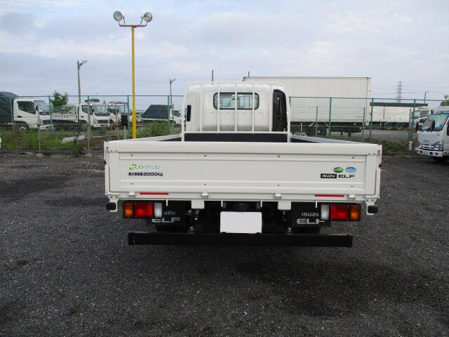いすゞ エルフ 小型 平ボディ TRG-NPR85AR H31/R1|トラック 背面・荷台画像 トラック市掲載