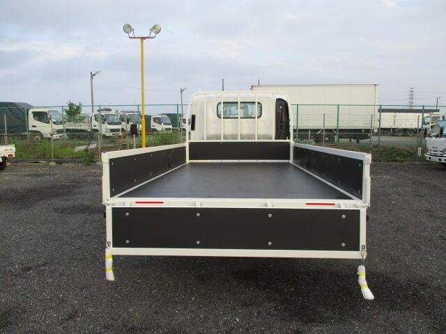 いすゞ エルフ 小型 平ボディ TRG-NPR85AR H31/R1|架装  トラック 画像 トラックバンク掲載