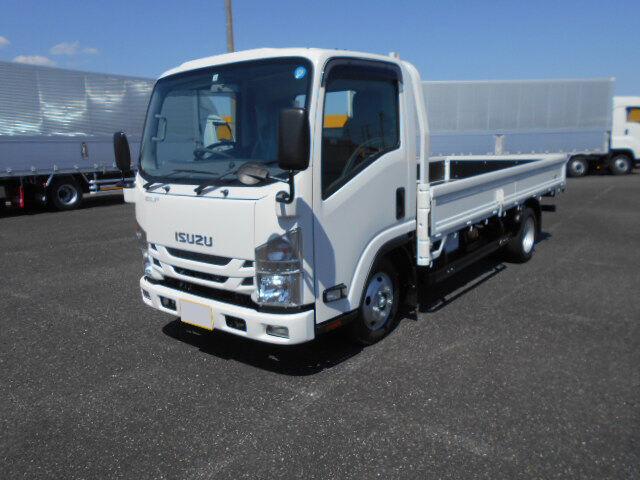 中古 平ボディ小型(2トン・3トン) いすゞエルフ トラック H30 TRG-NMR85AR