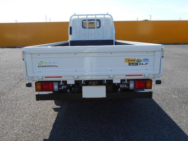 中古 平ボディ小型 いすゞエルフ トラック H30 TRG-NMR85AR