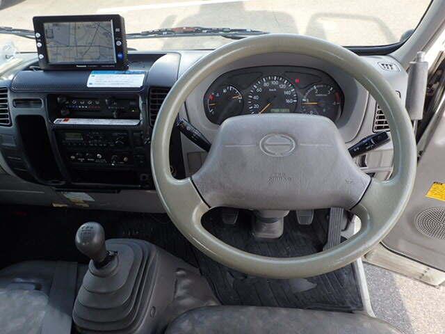 日野 デュトロ 小型 高所・建柱車 高所作業車 PB-XZU368M|画像5