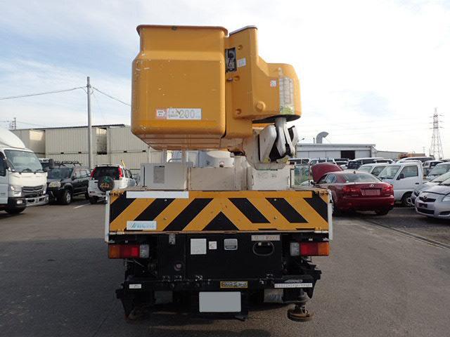 日野 デュトロ 小型 高所・建柱車 高所作業車 PB-XZU368M|画像3