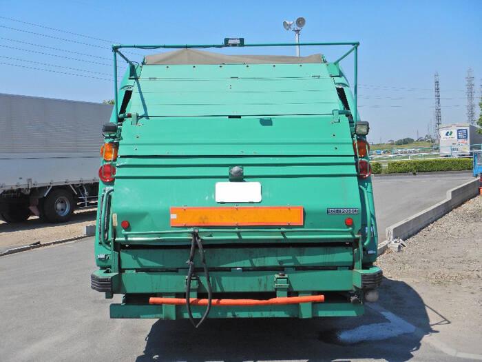 いすゞ フォワード 中型 パッカー車 プレス式 PB-FRR35D3S トラック 背面・荷台画像 トラック市掲載