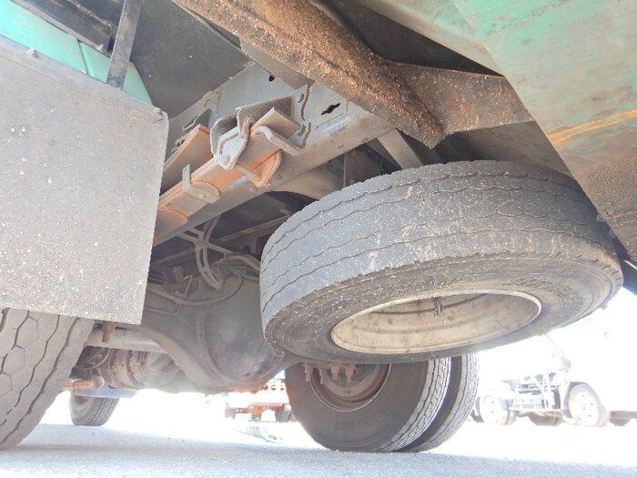 いすゞ フォワード 中型 パッカー車 プレス式 PB-FRR35D3S 積載 2.05t トラック 画像 ステアリンク掲載