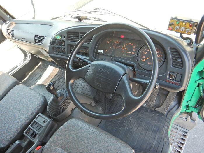 いすゞ フォワード 中型 パッカー車 プレス式 PB-FRR35D3S 駆動方式 2WD トラック 画像 リトラス掲載