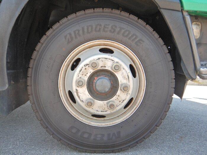 いすゞ フォワード 中型 パッカー車 プレス式 PB-FRR35D3S シャーシ トラック 画像 キントラ掲載
