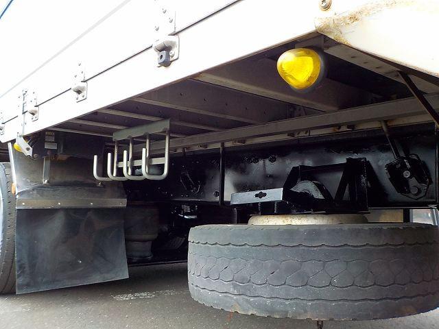 三菱 スーパーグレート 大型 ウイング ハイルーフ エアサス|画像14