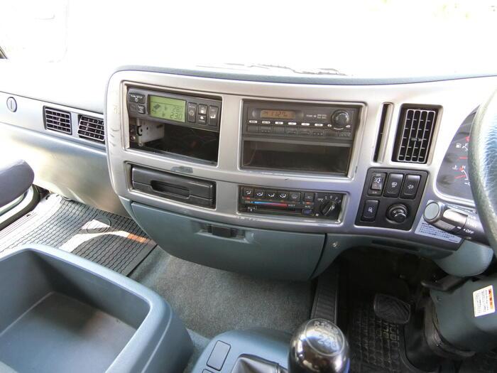 中古 冷凍冷蔵中型 日産UDコンドル トラック H19 BDG-MK36C