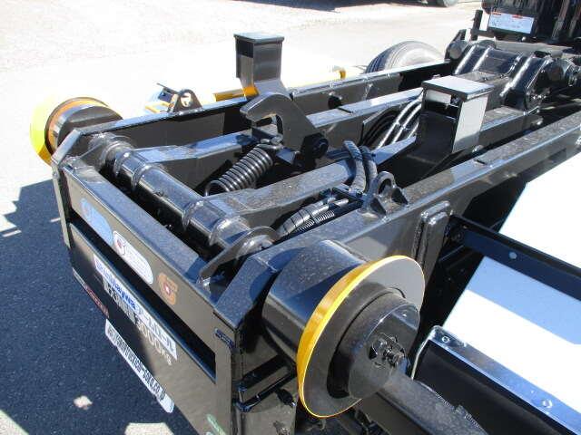 三菱 キャンター 小型 アームロール ツインホイスト TPG-FBA50|画像12