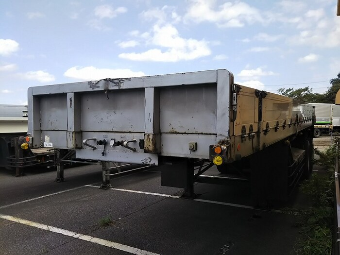 国内・その他 国産車その他 その他 トレーラ 2軸 2デフ トラック 左前画像 トラックバンク掲載