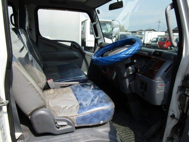 三菱 キャンター 小型 平ボディ Wキャブ パワーゲート|画像7