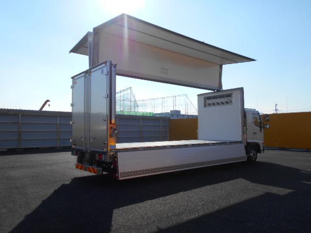 中古 冷凍冷蔵中型 日野レンジャー トラック H30 2KG-FD2ABG