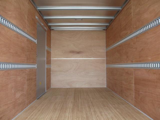 いすゞ エルフ 小型 アルミバン パワーゲート サイドドア|画像3