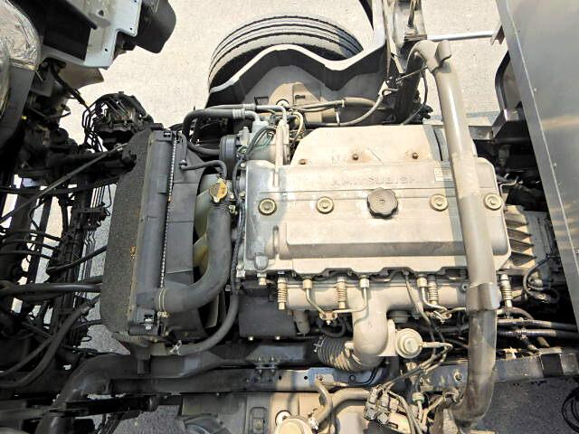三菱 キャンター 小型 ウイング エアサス KK-FE88EEV|画像12