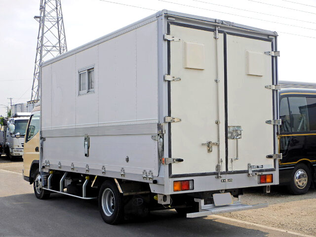 三菱 キャンター 小型 ウイング エアサス KK-FE88EEV|画像2