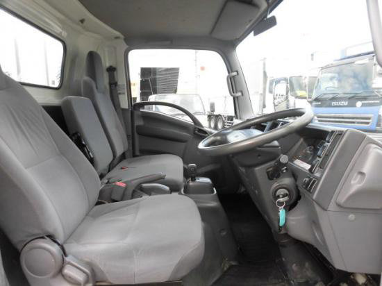 いすゞ エルフ 小型 平ボディ 床鉄板 BKG-NNR85AR|画像4
