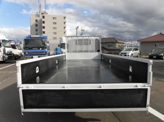 いすゞ エルフ 小型 平ボディ 床鉄板 BKG-NNR85AR|画像3