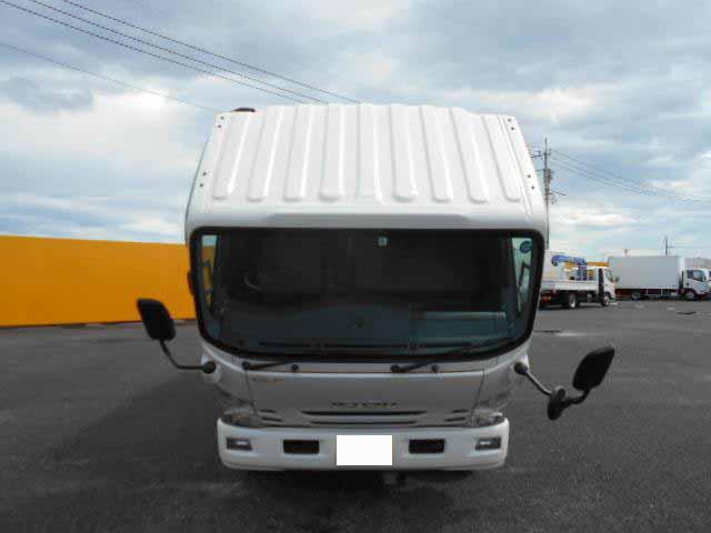 いすゞ エルフ 小型 冷凍冷蔵 低温 スタンバイ|運転席 トラック 画像 トラック王国掲載