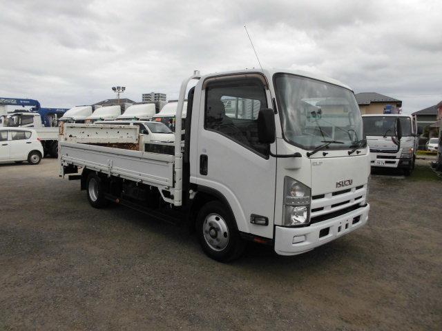 中古 平ボディ小型(2トン・3トン) いすゞエルフ トラック H24 SKG-NNR85AR