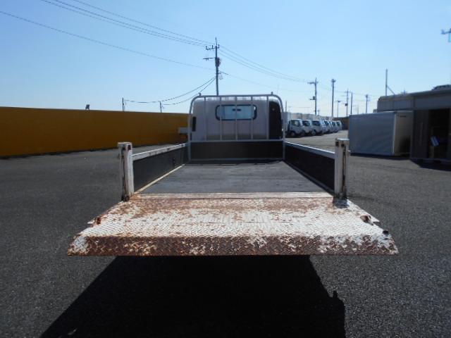 いすゞ エルフ 小型 平ボディ パワーゲート SKG-NNR85AR 画像7
