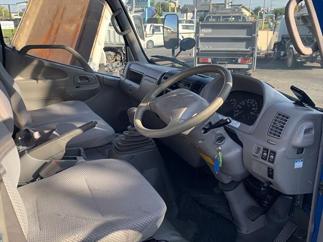 トヨタ ダイナ 小型 平ボディ Wキャブ PB-XZU411 画像4