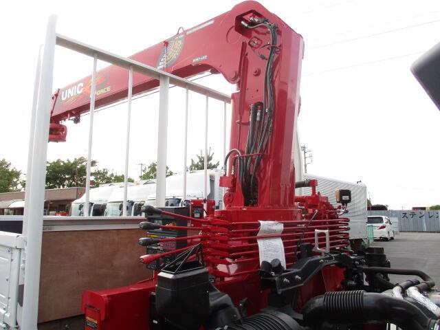 日野 レンジャー 中型 クレーン付 4段 ラジコン|リサイクル券 10,900円 トラック 画像 トラック市掲載