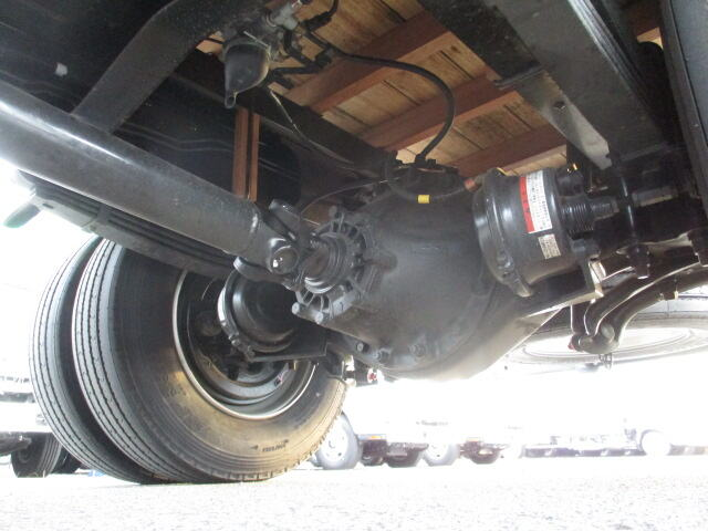 日野 レンジャー 中型 クレーン付 4段 ラジコン|コーションプレート トラック 画像 リトラス掲載