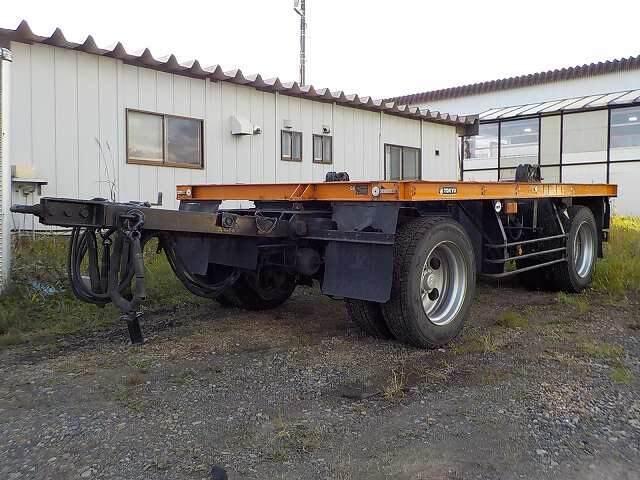 国内・その他 国産車その他 その他 トレーラ 2軸 FC12B8D2|トラック 左前画像 トラックバンク掲載