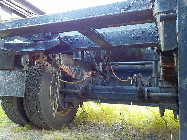 国内・その他 国産車その他 その他 トレーラ 2軸 FC12B8D2|運転席 トラック 画像 トラック王国掲載