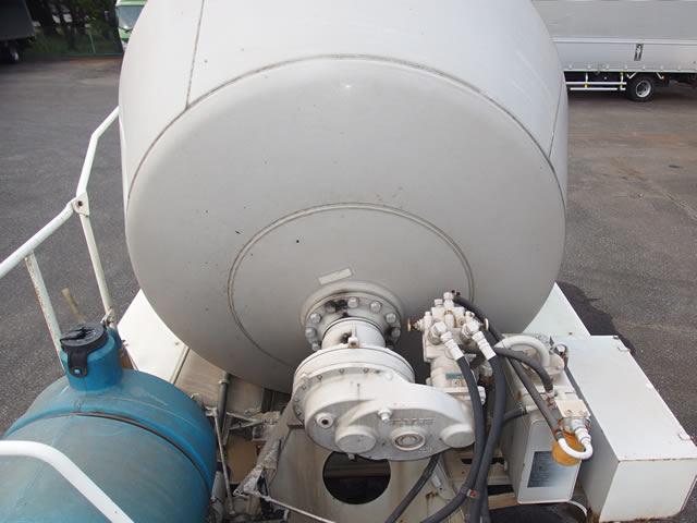 三菱 スーパーグレート 大型 ミキサー・ポンプ ベッド KL-FV50JJXD|型式 KL-FV50JJXD トラック 画像 栗山自動車掲載
