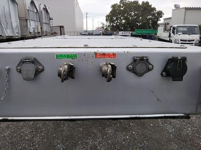 国内・その他 国産車その他 その他 トレーラ 2軸 エアサス|架装  トラック 画像 トラックバンク掲載