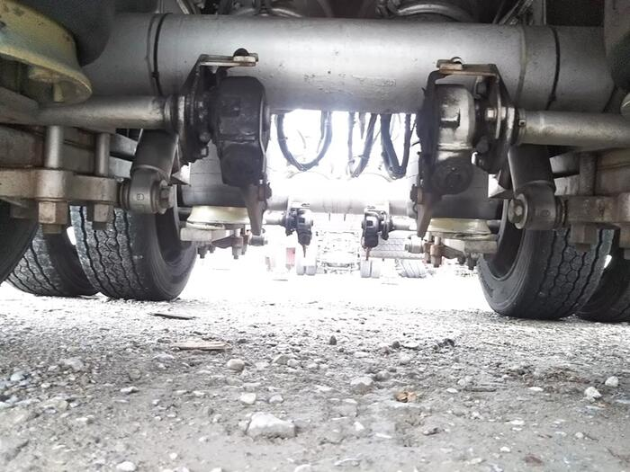 国内・その他 国産車その他 その他 トレーラ 2軸 エアサス|フロントガラス トラック 画像 トラック王国掲載