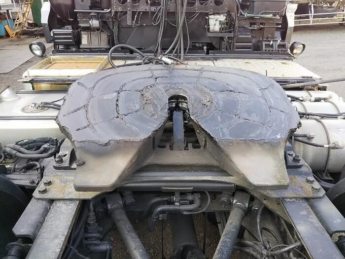 日産UD クオン 大型 トラクタ 1デフ エアサス|トラック 背面・荷台画像 トラック市掲載
