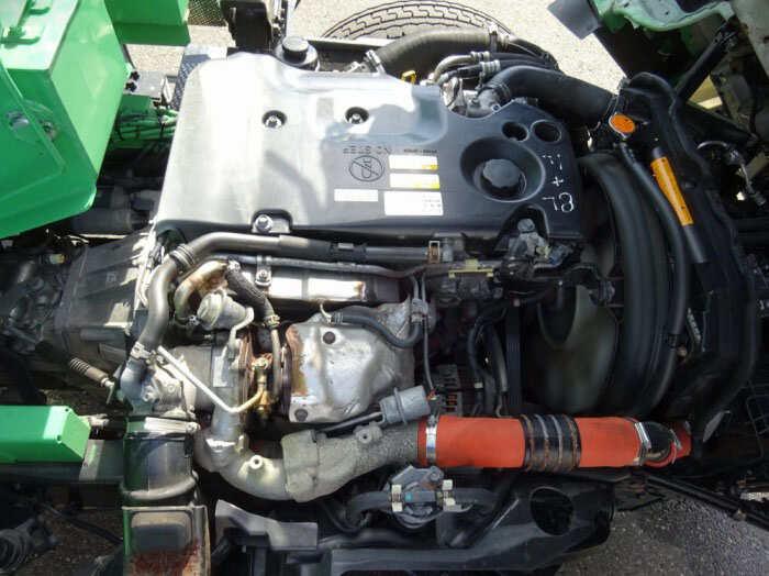 いすゞ エルフ 小型 パッカー車 プレス式 TKG-NMR85AN 画像7