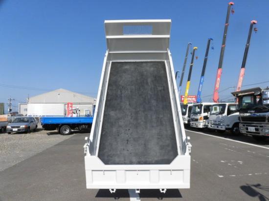 日野 デュトロ 小型 ダンプ 強化 TKG-XZU620T|トラック 背面・荷台画像 トラック市掲載