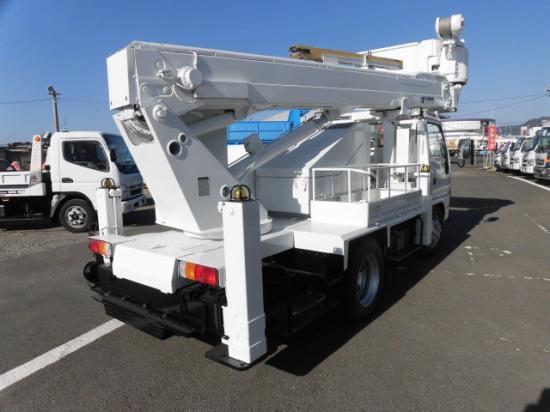 中古 高所・建柱車小型(2トン・3トン) いすゞエルフ トラック H17 PB-NKR81N