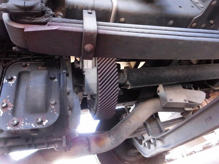 いすゞ ギガ 大型 ウイング エアサス ベッド|車検 R2.3 トラック 画像 キントラ掲載
