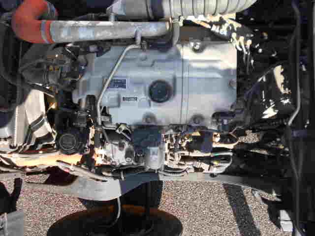 三菱 ファイター 中型 クレーン付 4段 ラジコン|画像16