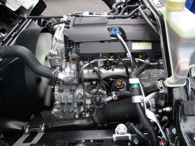 三菱 キャンター 小型 クレーン付 6段 ラジコン|エンジン トラック 画像 トラスキー掲載