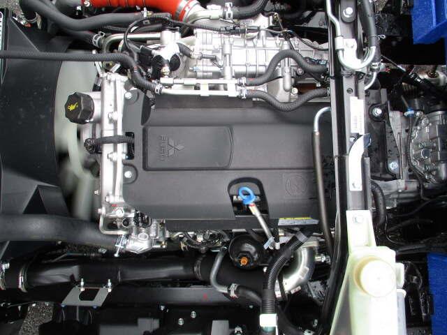 三菱 キャンター 小型 クレーン付 6段 ラジコン|画像14