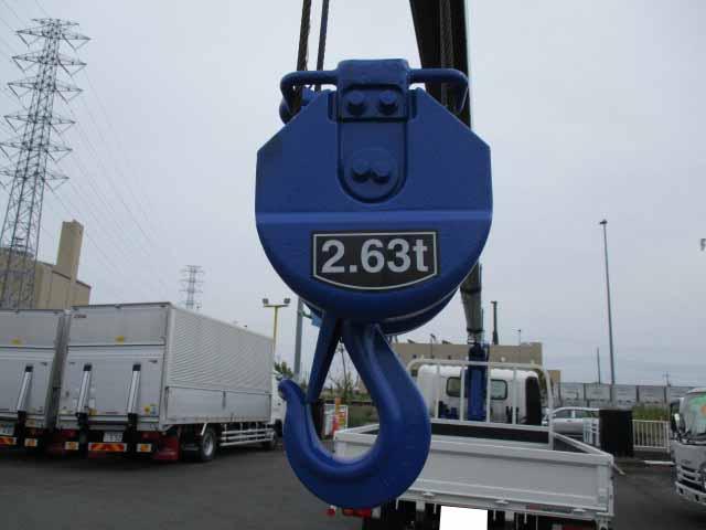 日野 デュトロ 小型 クレーン付 4段 ラジコン|荷台 床の状態 トラック 画像 トラックサミット掲載