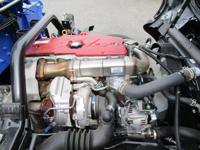 日野 デュトロ 小型 クレーン付 4段 ラジコン|エンジン トラック 画像 トラスキー掲載