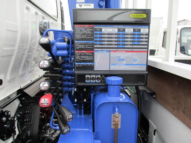 日野 デュトロ 小型 クレーン付 4段 ラジコン|駆動方式 4x2 トラック 画像 リトラス掲載