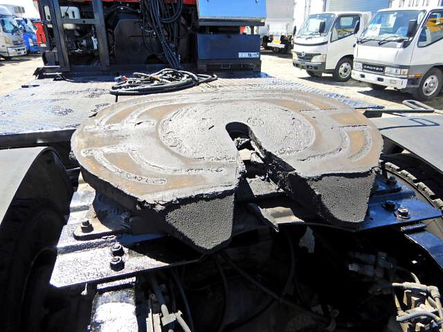 いすゞ ギガ 大型 トラクタ 1デフ エアサス|画像8