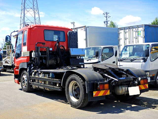 いすゞ ギガ 大型 トラクタ 1デフ エアサス|画像2
