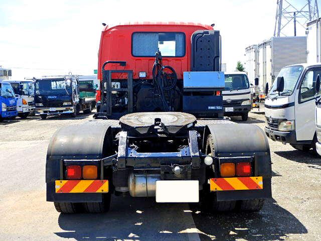 いすゞ ギガ 大型 トラクタ 1デフ エアサス|画像3